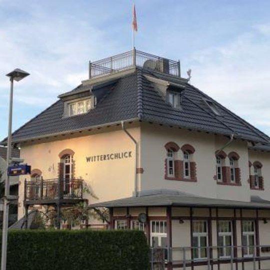 Bahnhof Witterschlick, Foto: Gemeinde Alfter
