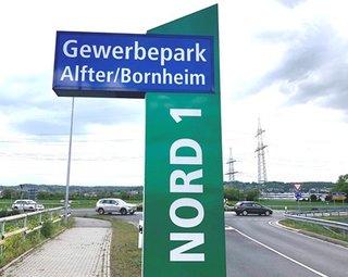 Alfter Nord, Foto: Gemeinde Alfter