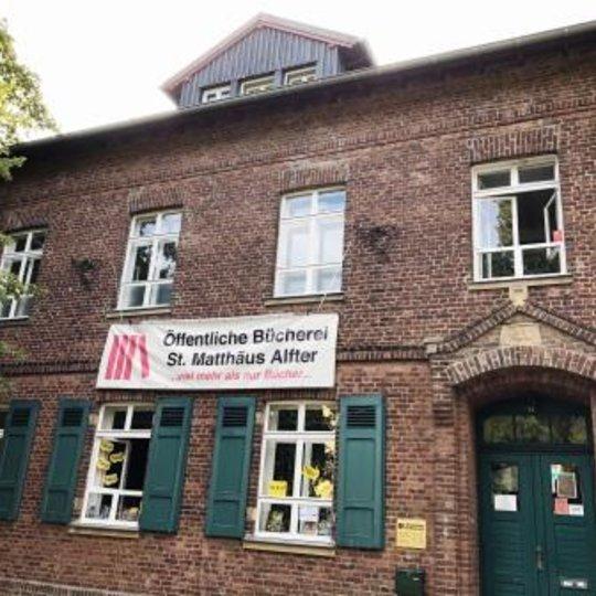 Bücherei Alfter, Foto: Gemeinde Alfter