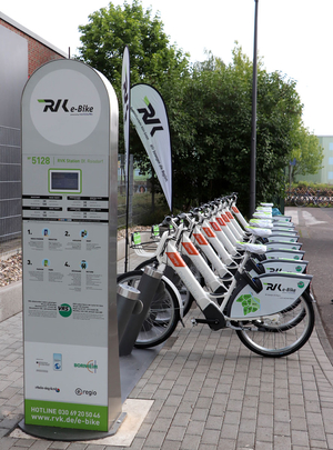 e-Bike (Foto: RVK)