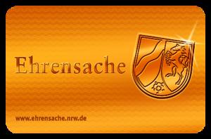 Logo Ehrenamt, Land NRW